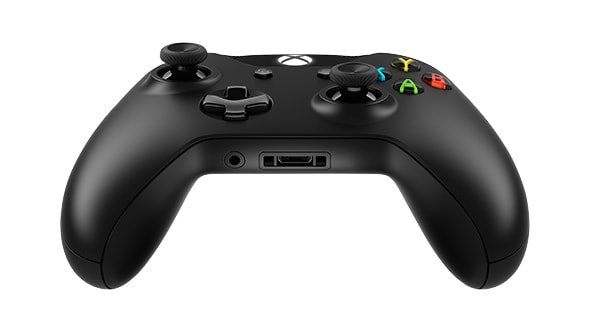 New Xbox One controller