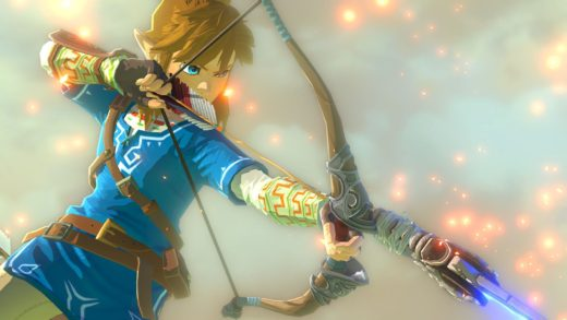 Zelda Breath of the Wild – It's hard and we like