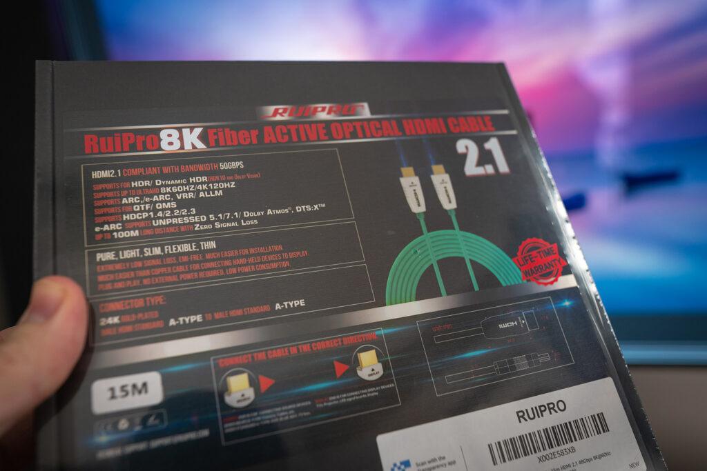 Optical HDMI LG OLED C9 3080
